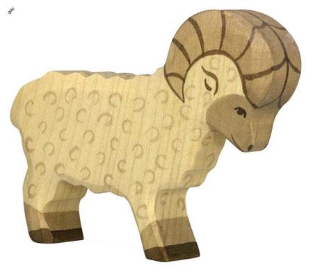 Beránek – zvířátko ze dřeva a2d01b2ec5